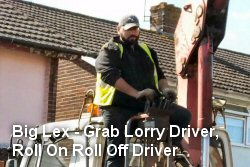 Big Lex - Grab Larry Driver, Roll On Roll Off Driver