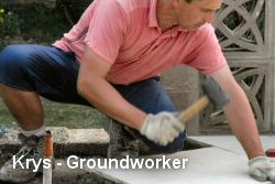 Christof - Groundworker